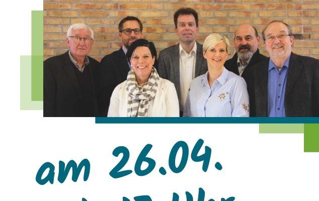 Einladung – 26.04. im Piccolino